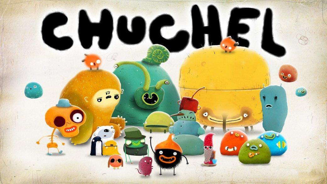 Обзор Chuchel - рецензия на игру Chuchel | Рецензии | Канобу