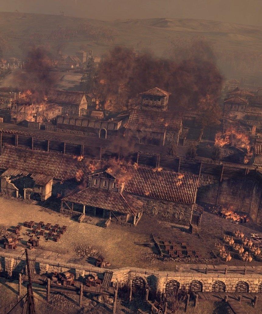 Ведущий художник Total War: Attila об эпохе и исторической ценности | Канобу - Изображение 3