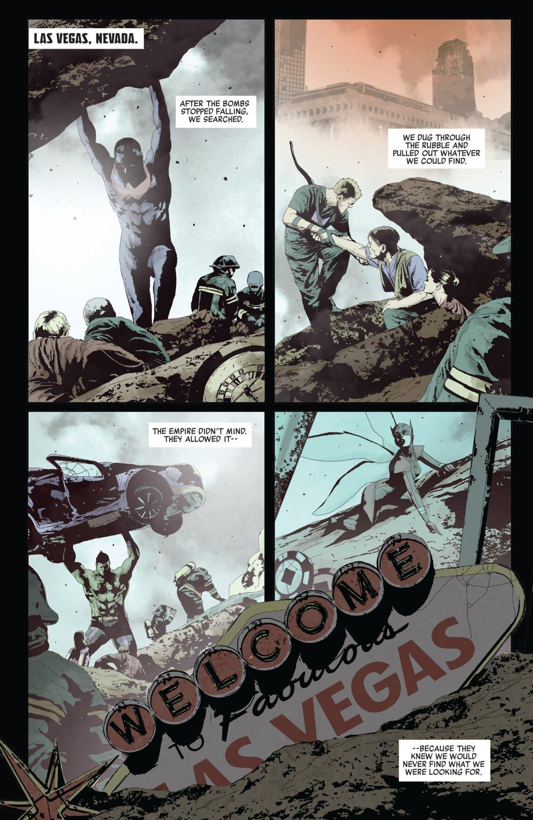 Secret Empire: Гидра сломала супергероев, и теперь они готовы убивать   Канобу - Изображение 4