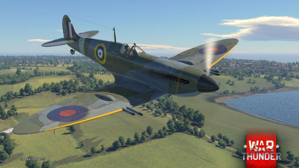 ВВС Великобритании – 100 лет! Вот как этот юбилей отметят в War Thunder. - Изображение 1