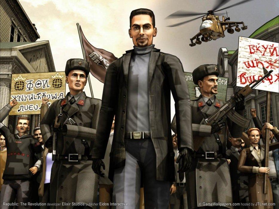 Republic: The Revolution и еще три лучших революционных игры | Канобу