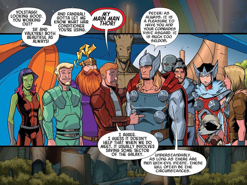 Чего ждать от4 фазыкиновселенной Marvel? Теории обудущем MCU— отГалактуса доновых Мстителей | Канобу - Изображение 20