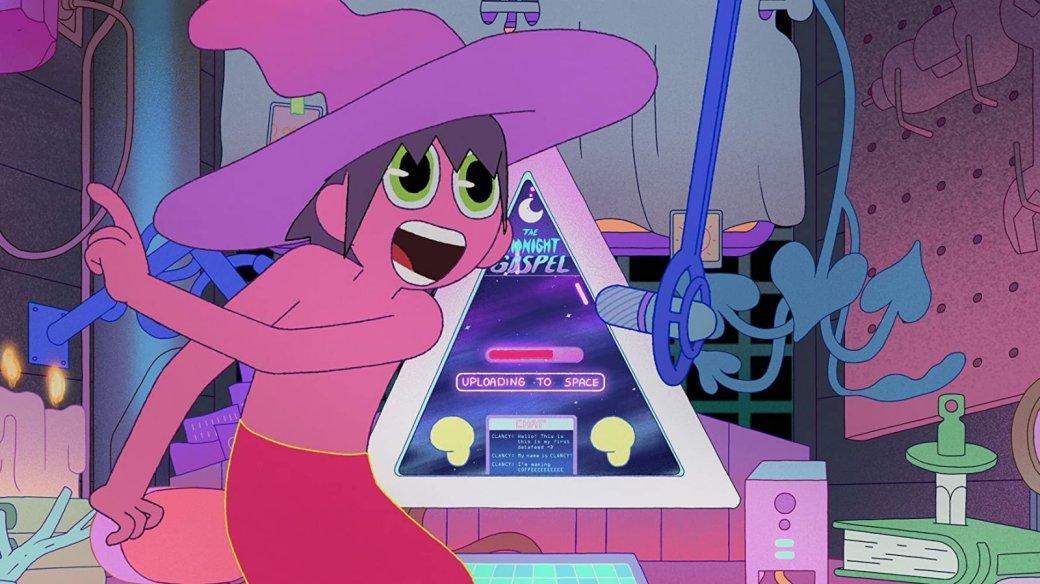 Рецензия на«Полночные откровения» — безумный ибесконечно личный сериал отсоздателя Adventure Time | Канобу
