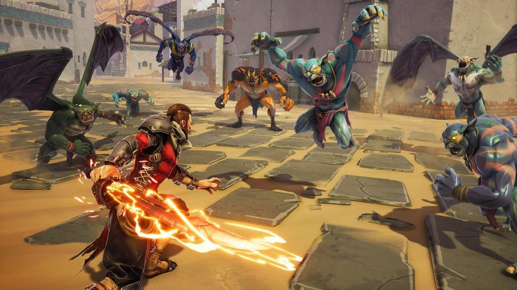 Рецензия на Extinction, игру, похожую на Attack on Titan и Shadow of the Colossus | Канобу - Изображение 1