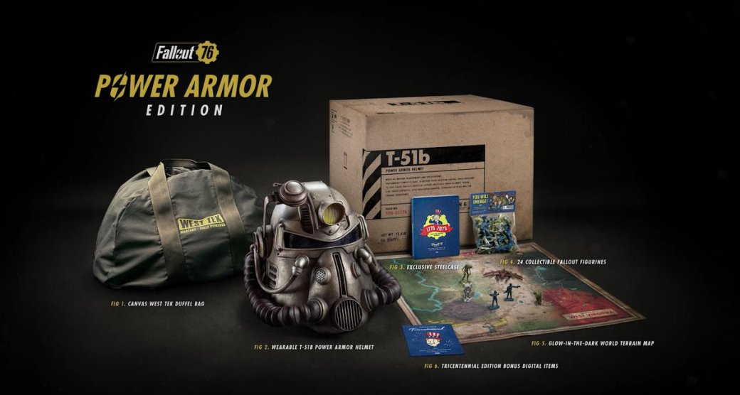 Купившие коллекционку Fallout 76 за $200 обнаружили вместо крутой холщовой сумки нейлоновую дешевку | Канобу - Изображение 1