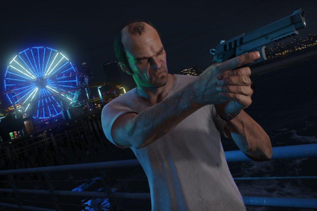Grand Theft Auto V. Новая страна возможностей.   Канобу - Изображение 4