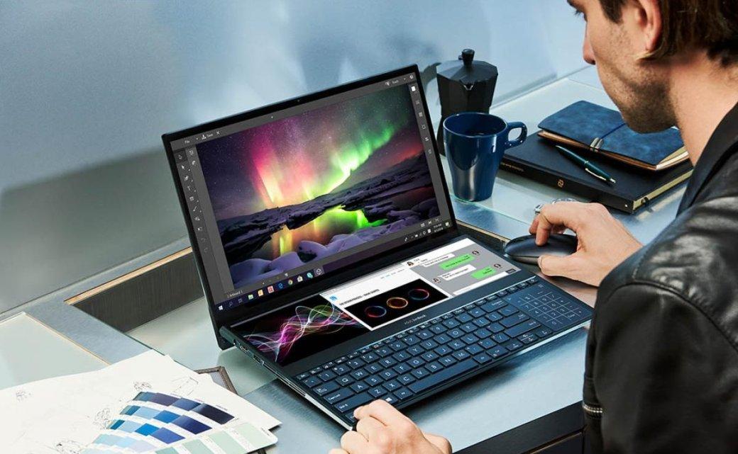 Asus ZenBook Pro Duo: фантастический ноутбук сдвумя 4K-дисплеями   Канобу - Изображение 11838