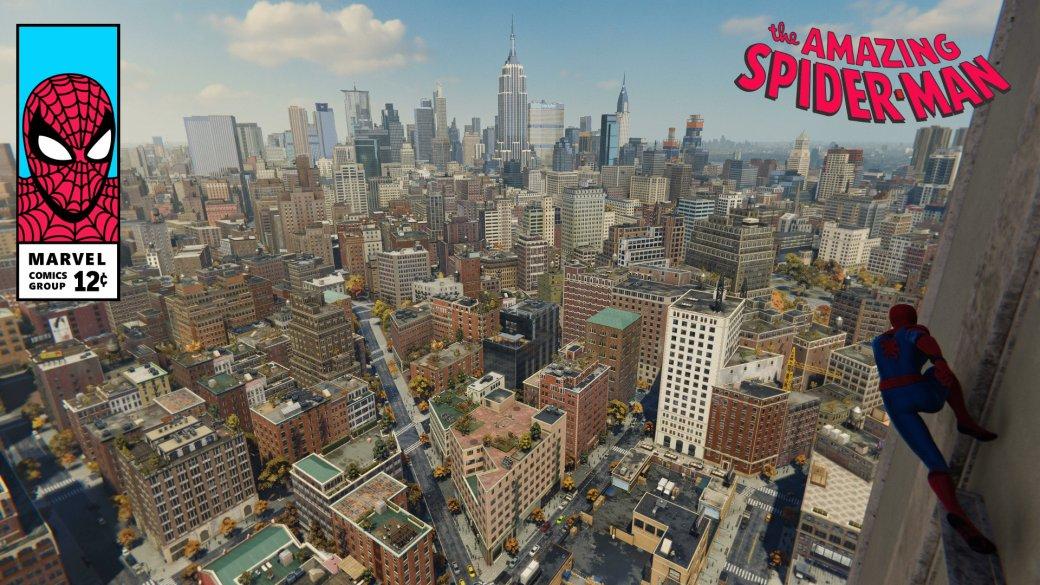 Чего ждать от Marvel's Spider-Man для PS4 | Канобу - Изображение 7