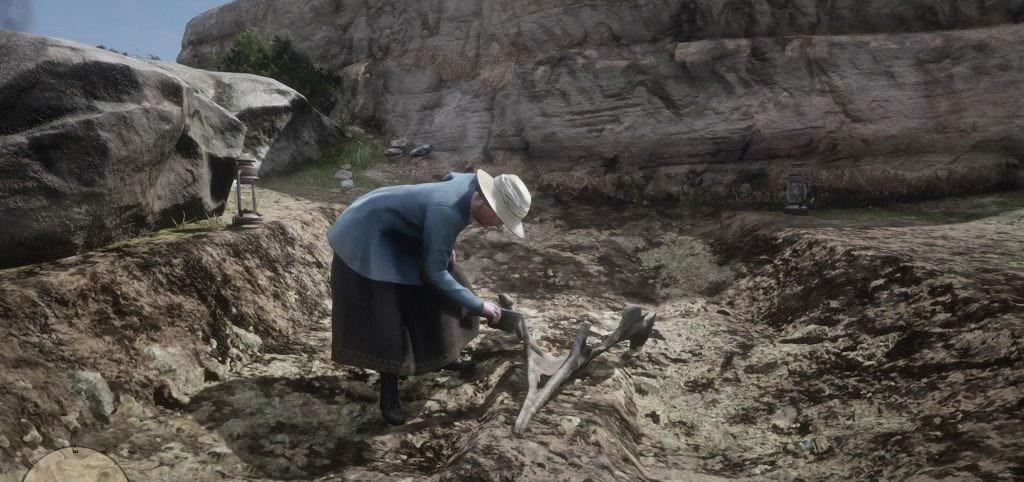 Гайд. Как найти все кости динозавров вRed Dead Redemption2 | Канобу - Изображение 6745