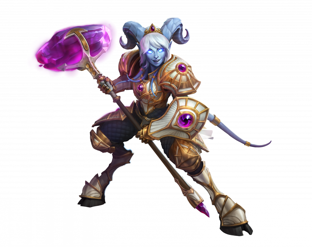 "Heroes of the Storm is preparing for the ""Battle for Azeroth"".  Choose the side of the conflict.  - Image 2"