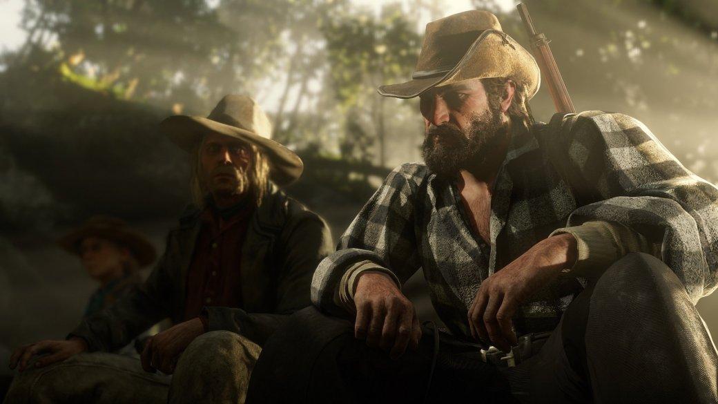 Что показали во втором геймплее Red Dead Redemption 2? Перестрелки, ограбления и попойка в баре! | Канобу - Изображение 4672