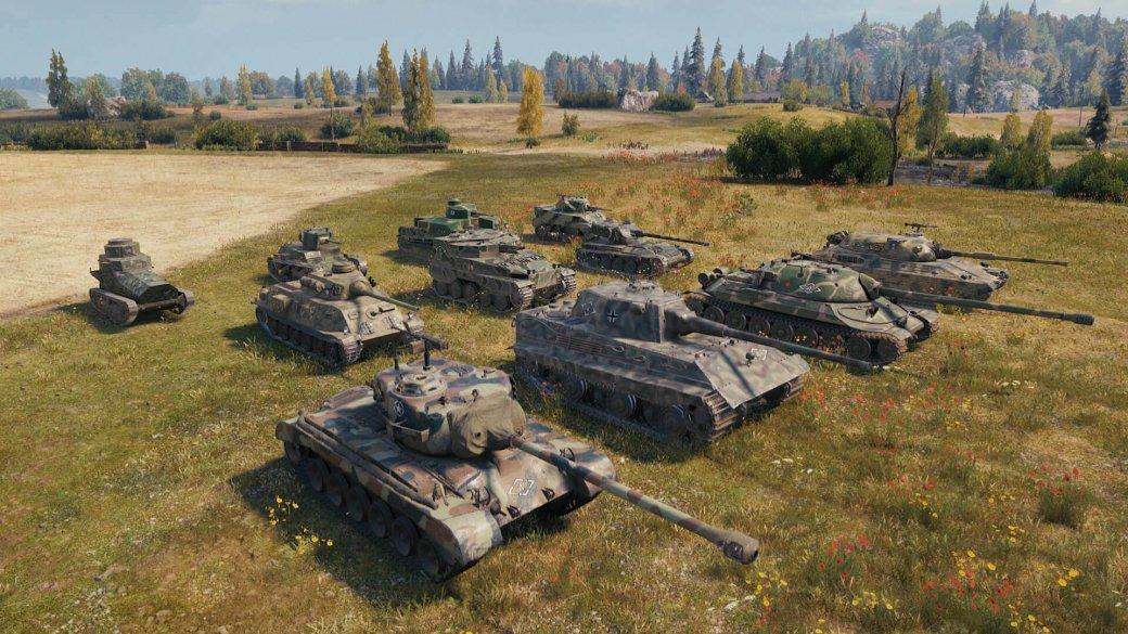 В World of Tanks вышло самое незначительное обновление за последнее время — 1.6.1 | Канобу - Изображение 5430