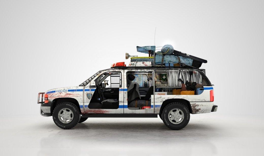 Реальность и«Ходячие мертвецы»— настоящие машины для выживания взомбиапокалипсисе | Канобу - Изображение 1