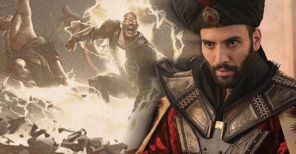 Актер из«Аладдина» получил загадочную роль вфильме «Черный Адам»   Канобу - Изображение 7677