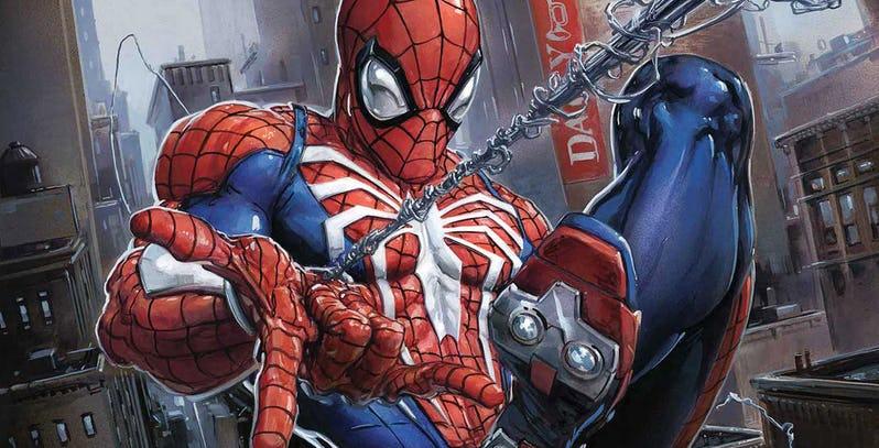 Человек-паук изSpider-Man отInsomniac получит свой комикс. Онстанет адаптацией игры | Канобу - Изображение 0